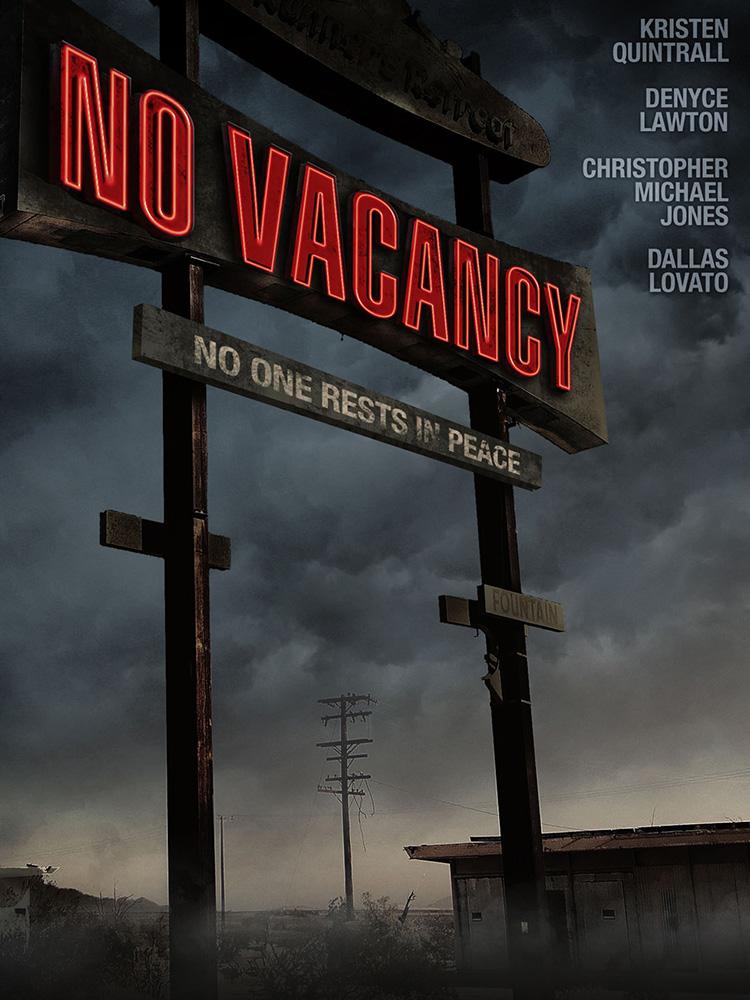 no vacancy movie poster