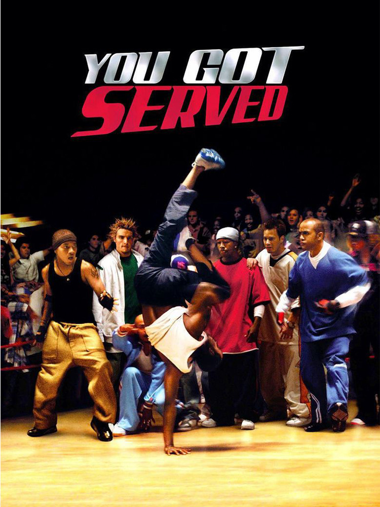 you got served movie poster